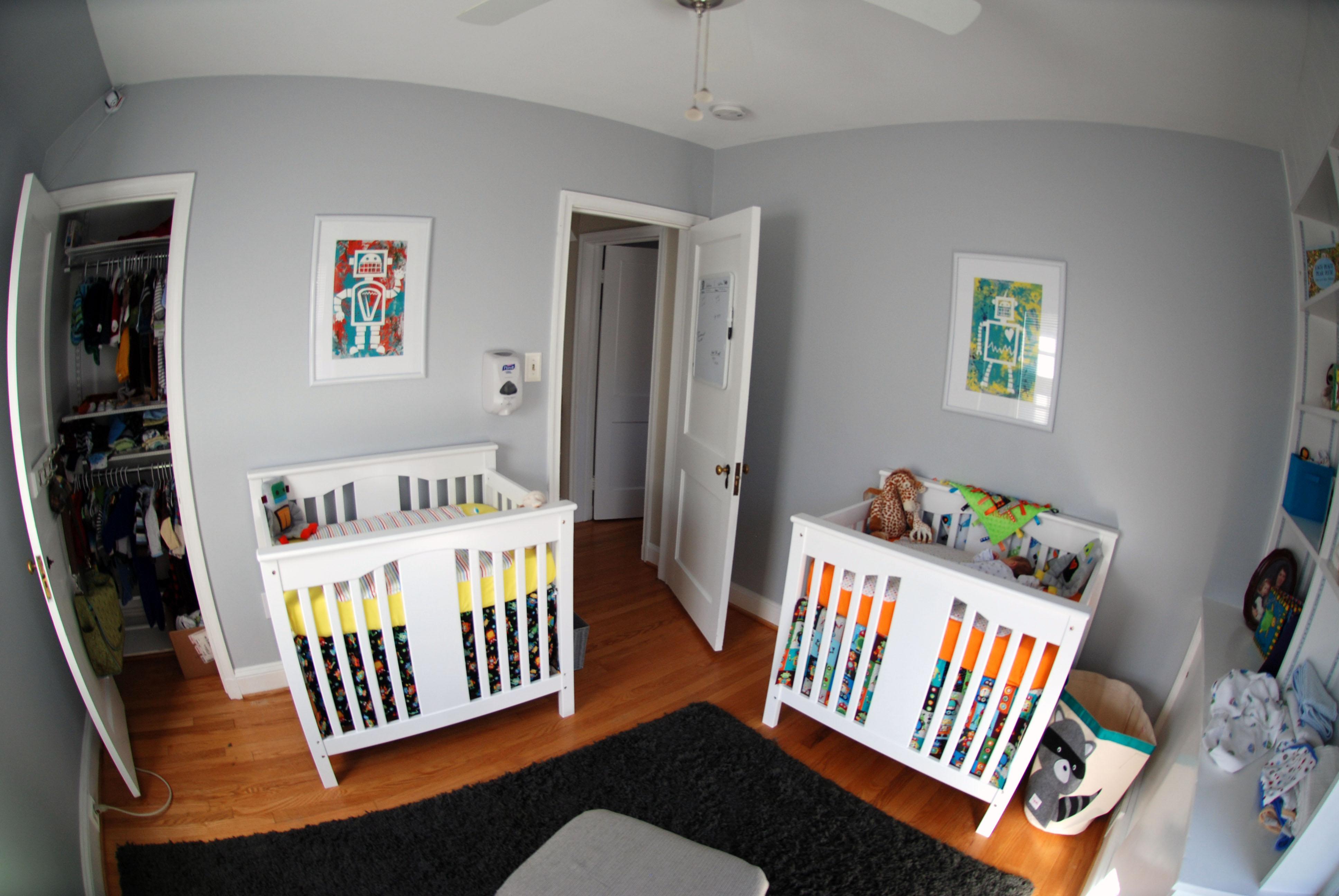 Robot Nursery